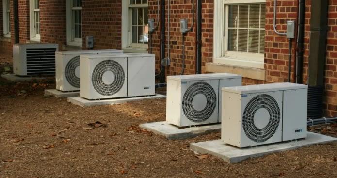 HVAC repair company